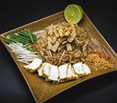 Pad thaï Tofu