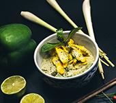 Curry Tropical avec Poulet