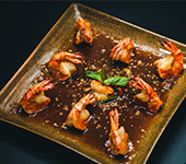 Crevette au tamarin
