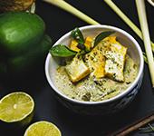 Curry Tropical avec Tofu